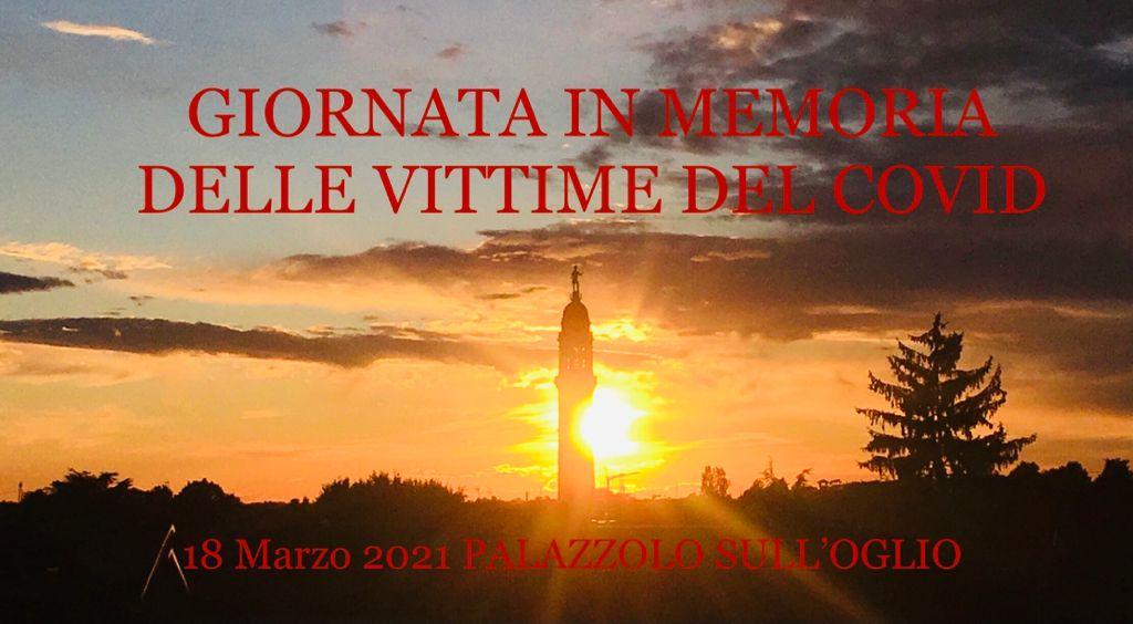 18 marzo, Giornata in memoria delle vittime del Covid